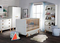 Luxusní dětský pokojíček Angelika A, masiv/MDF