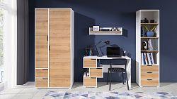 Moderní studentský nábytek Arabela sestava D