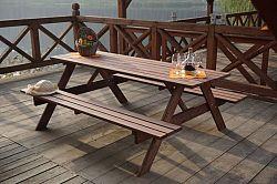 Dřevěný PIKNIK set - 180CM