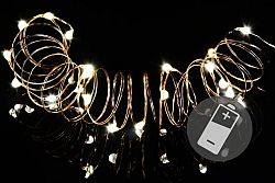 Nexos 38679 Světelné LED osvětlení - 4 sady - 20 mini mikro diod