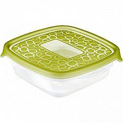Set 5 x plastových dóz TAKE AWAY 0,6L - zelený CURVER