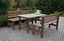 Zahradní dřevěná lavice MIRIAM
