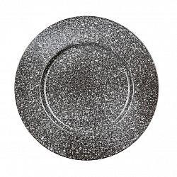BANQUET Keramické talíře mělké GRANITE 6 ks