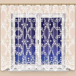 Hotová žakárová záclona VANESSA 350 x 160 cm