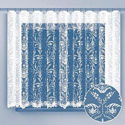 Hotová žakárová záclona VIRGINIA 350 x 160 cm