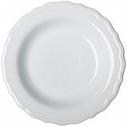 Orion Keramický hluboký talíř s plastickým zdobením
