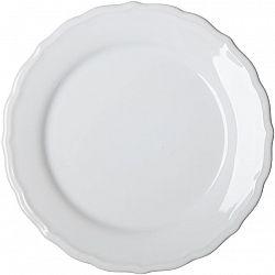 Orion Keramický mělký talíř s plastickým zdobením