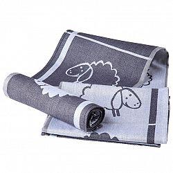 Svitap utěrky s motivem ovečky - 3 ks, rozměr 50x70 cm.