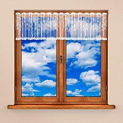 Vitrážková záclona RIA 40 x 300 cm