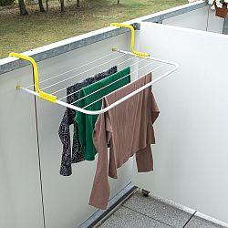 Závěsný sušák na balkon, délka šňůr 4,5 m