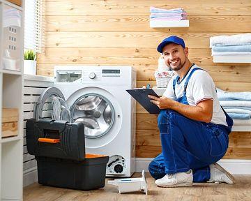 Hučení pračky nejen při ždímání. Výměna ložiska odstraní divné zvuky