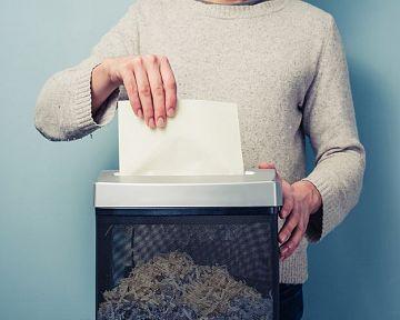 Nejlepší skartovačky na papír poradí test a recenze