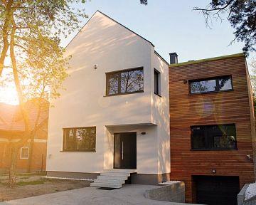 Dřevěná fasáda na dům – všechno, co potřebujete vědět
