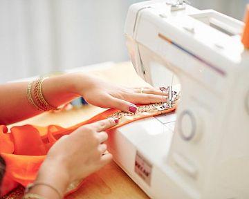Péče o šicí stroj – mazání a čištění