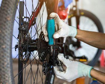 Péče o bicykl – údržba řetězu, umývání, čištění kazety