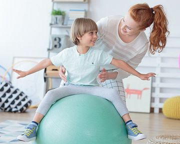 Gymnastický míč na sezení do kanceláře, pro těhotné i na cvičení. Vybírejte velikost podle výšky