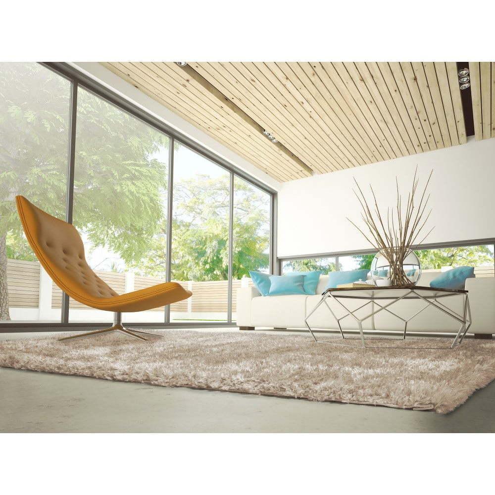 Béžový koberec Universal Aloe, 160x230cm