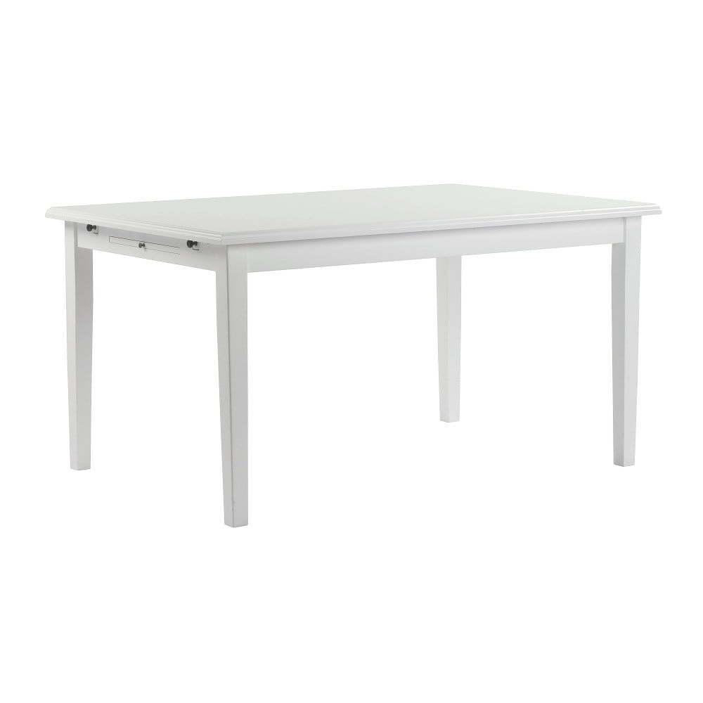 Bílý jídelní stůl Folke Kosster, 140x100cm