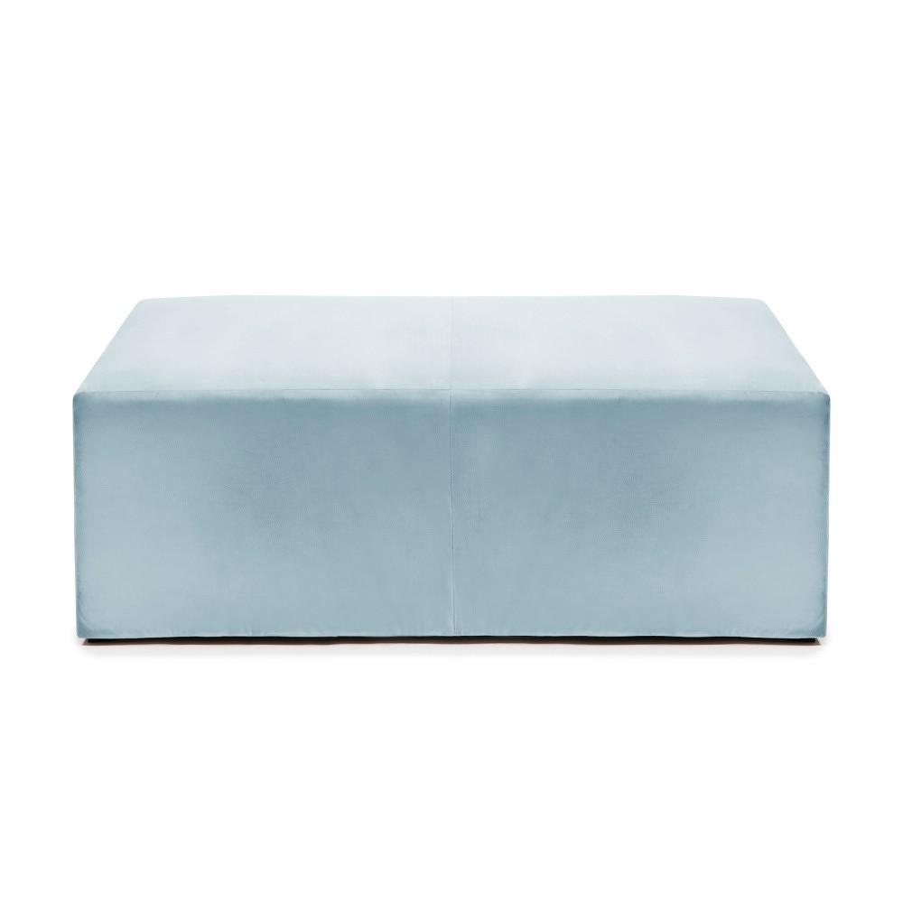 Blankytně modrý puf Vivonita Grace