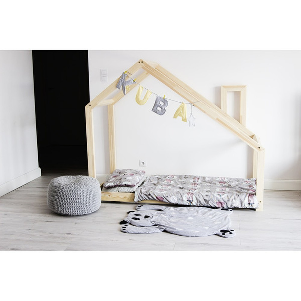 Dětská postel s bočnicemi Benlemi Deny, 80 x 160cm