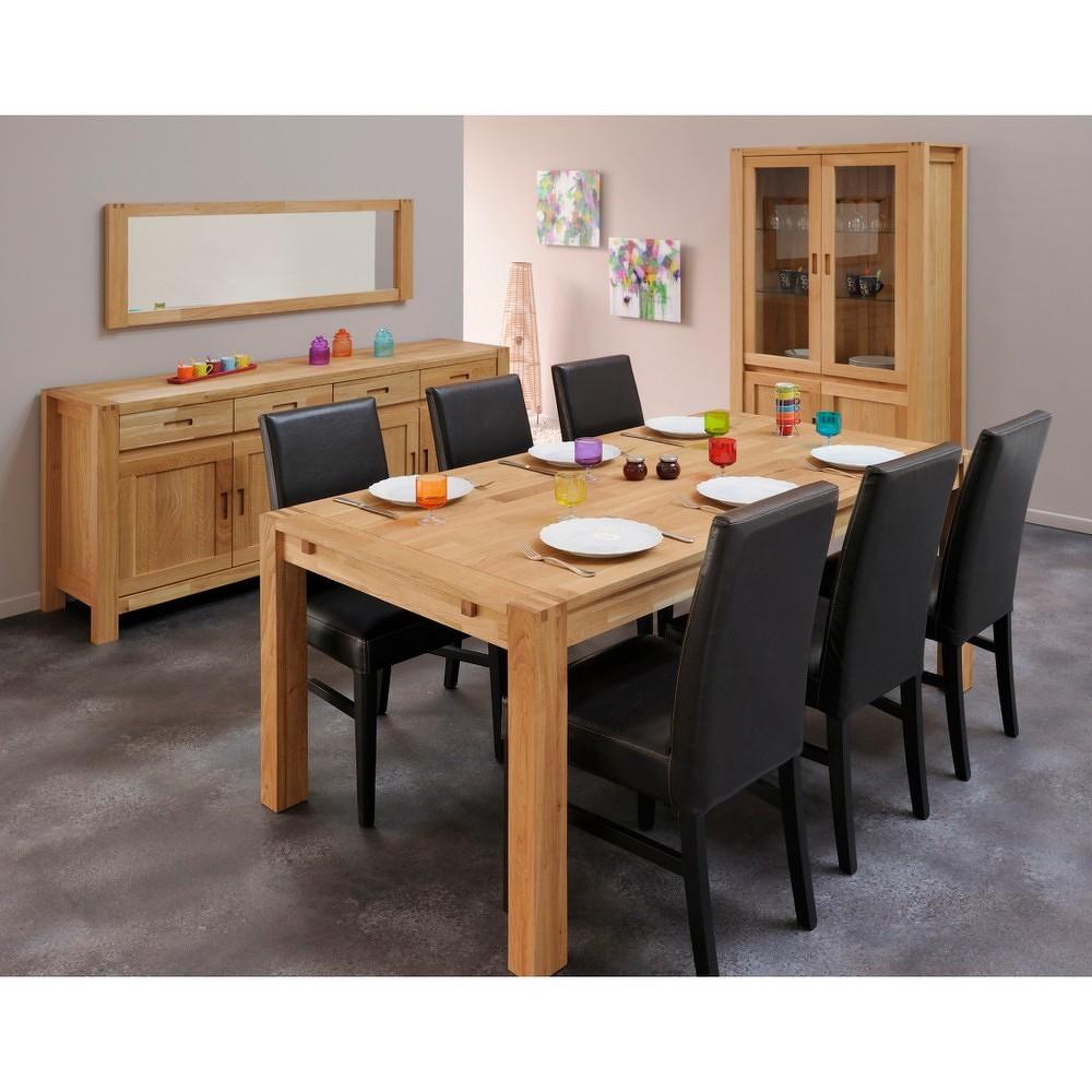 Dřevěný rozkládací jídelní stůl Artemob Ethan