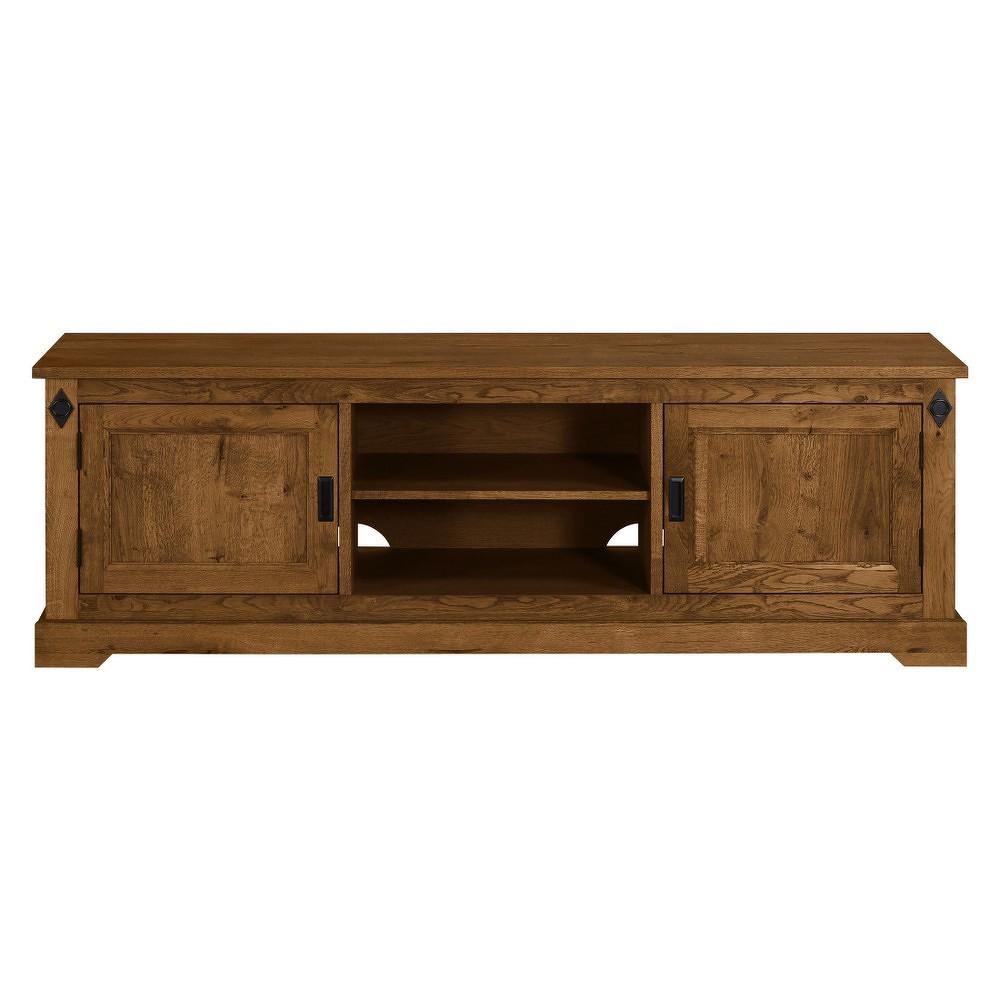 Dřevěný TV stolek Artemob Edward