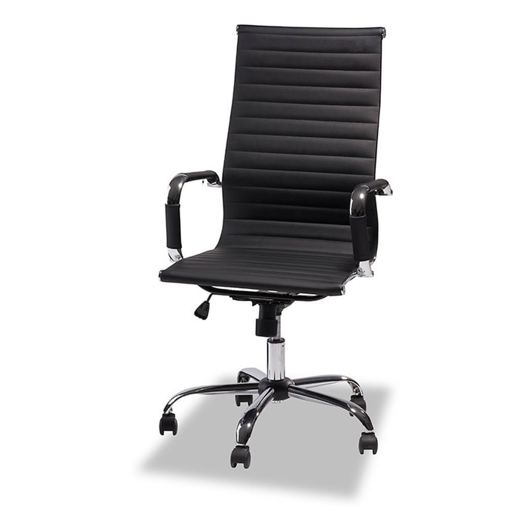 Kancelářská židle s vysokým opěradlem Knuds Designo