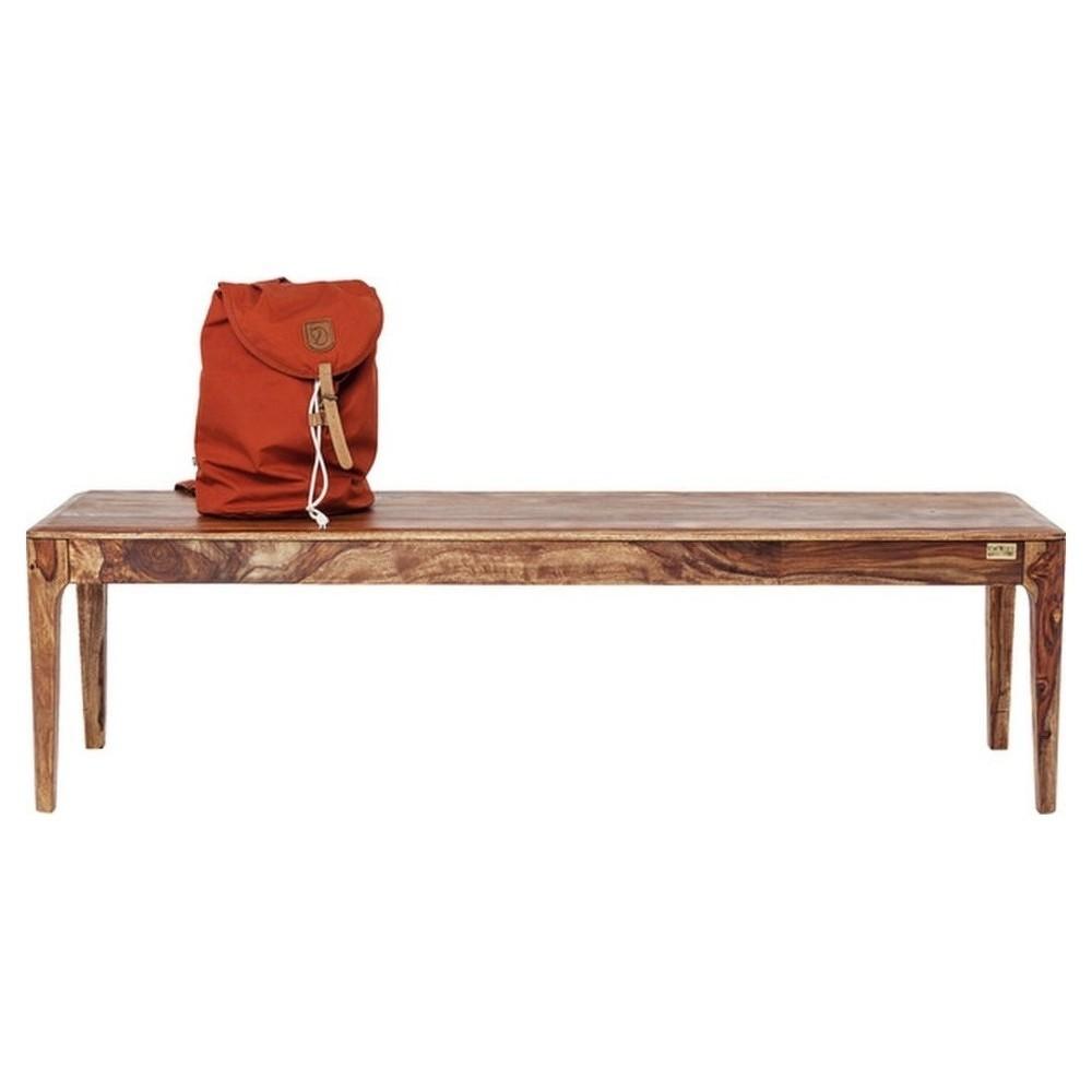 Lavice z masivního dřeva Kare Design, délka 175