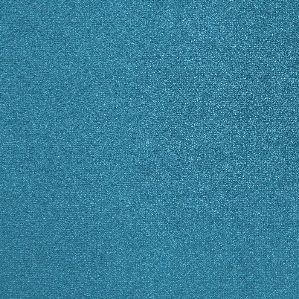 Modrá rohová třímístná pohovka s lenoškou na pravé straně Vivonita Cloud Blue Grey