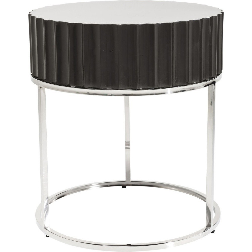 Odkládací stolek Kare Design Furioso, ⌀50cm