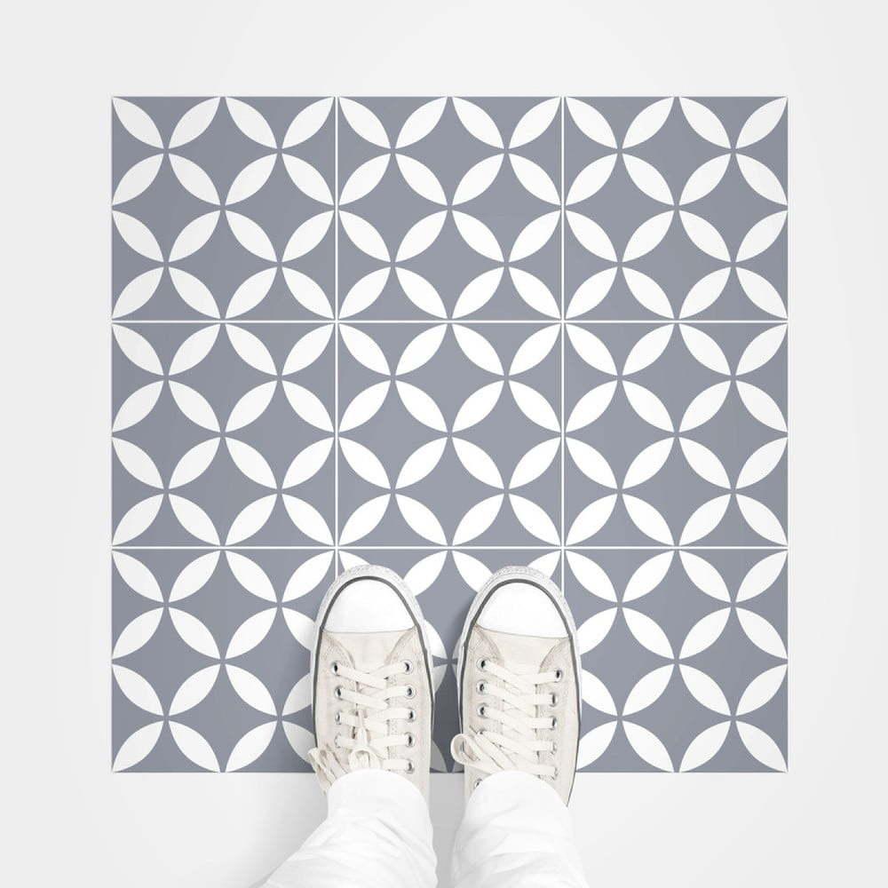 Samolepka na podlahu Ambiance Floor Sticker Octavio, 40 x 40 cm