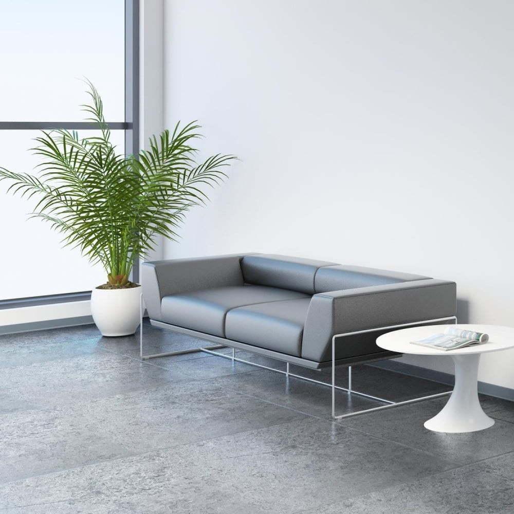Samolepka na podlahu Ambiance Floor Sticker Stone Slab, 30 x 30 cm