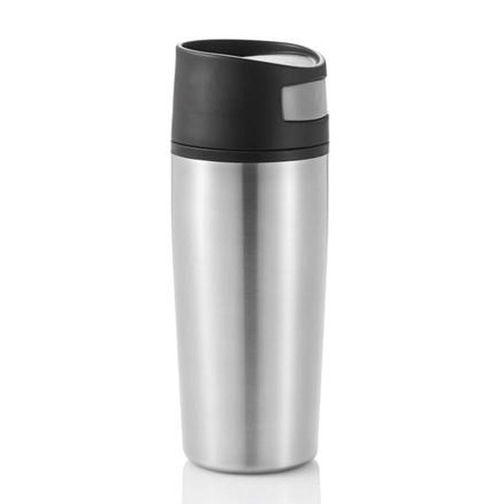 Stříbrný termohrnek do auta XD Design b78b37a0712