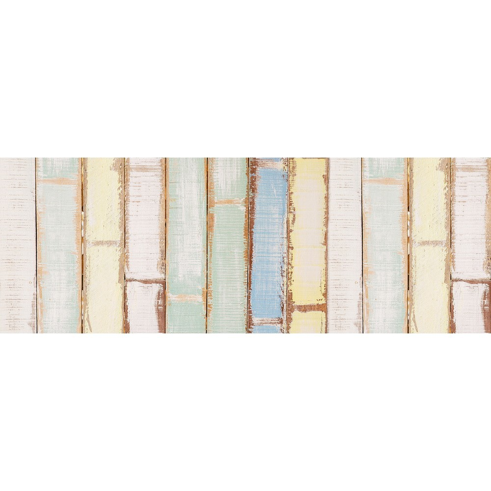 Vinylový koberec Floorart Bambú Pastel, 50 x 140 cm