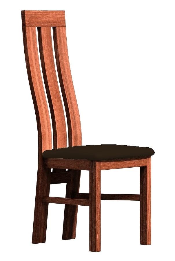 Čalouněná židle PARIS, dub stoletý/Victoria 36