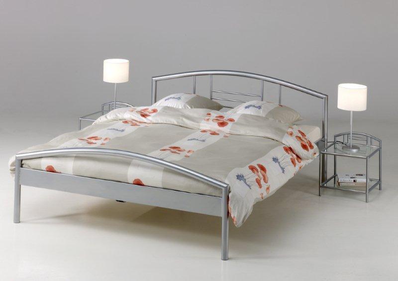 Idea PARIS, kovová postel, 200x140 cm