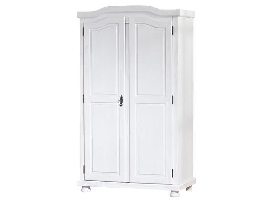 Idea Šatní skříň HEDDA, bílá
