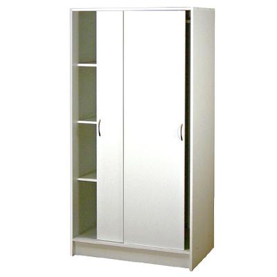 Idea Skříň s posuvnými dveřmi 5223, bílá