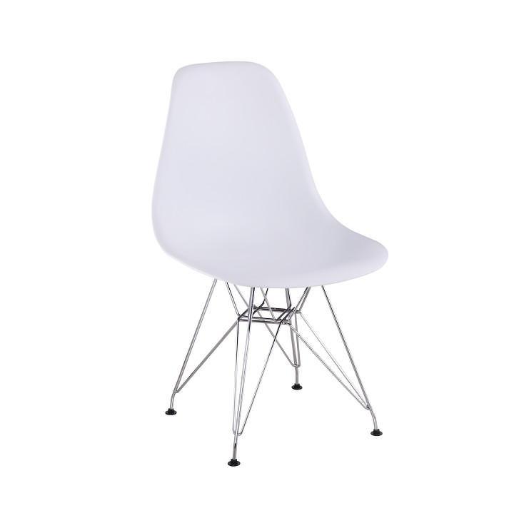 Jídelní židle ANISA NEW, bílá