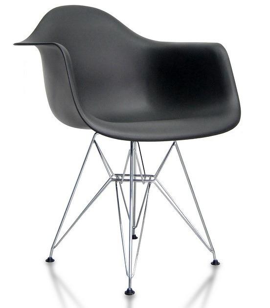 Jídelní židle - křeslo REGIA, černá