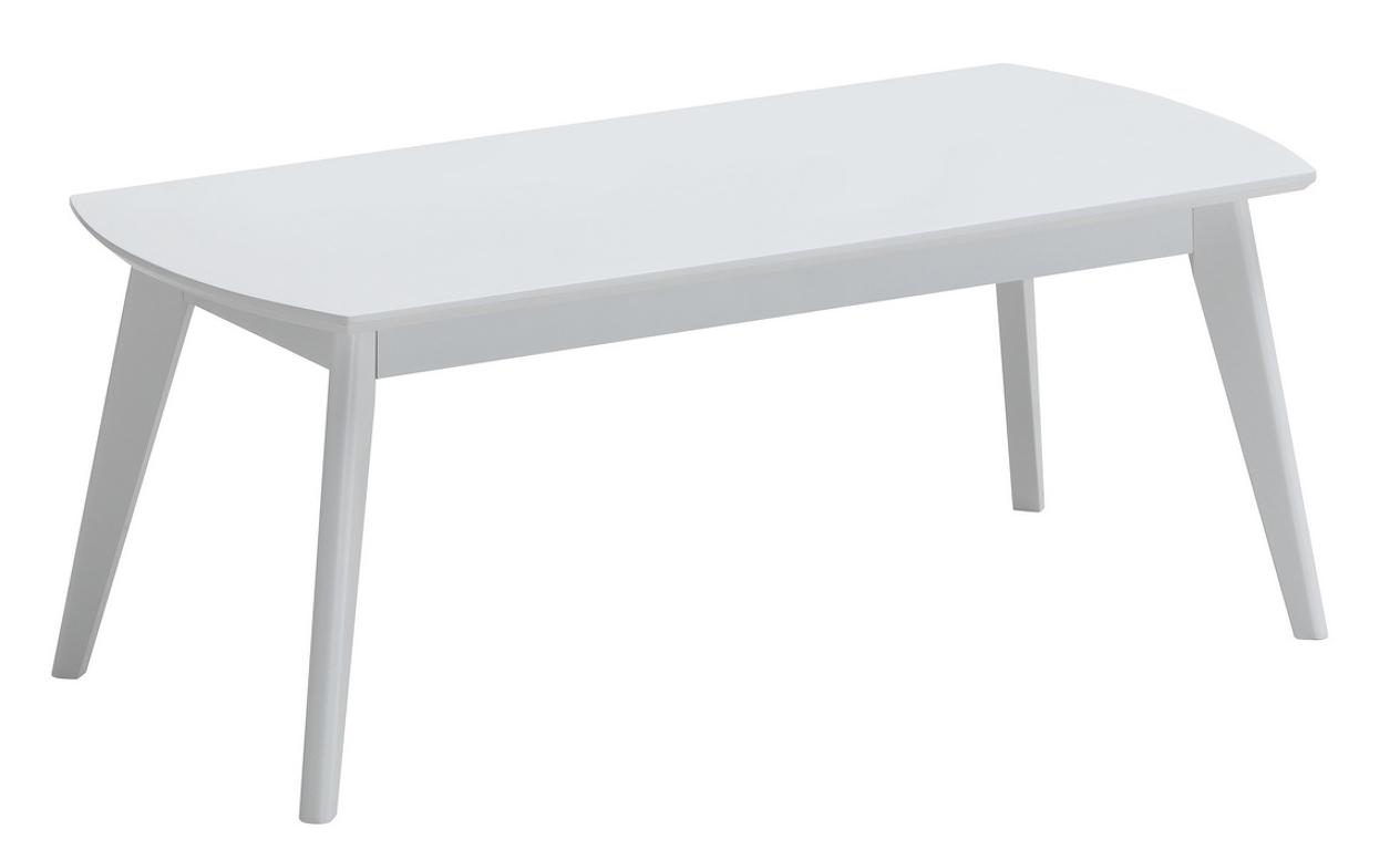 Konferenční stolek AMERIGO, bílá