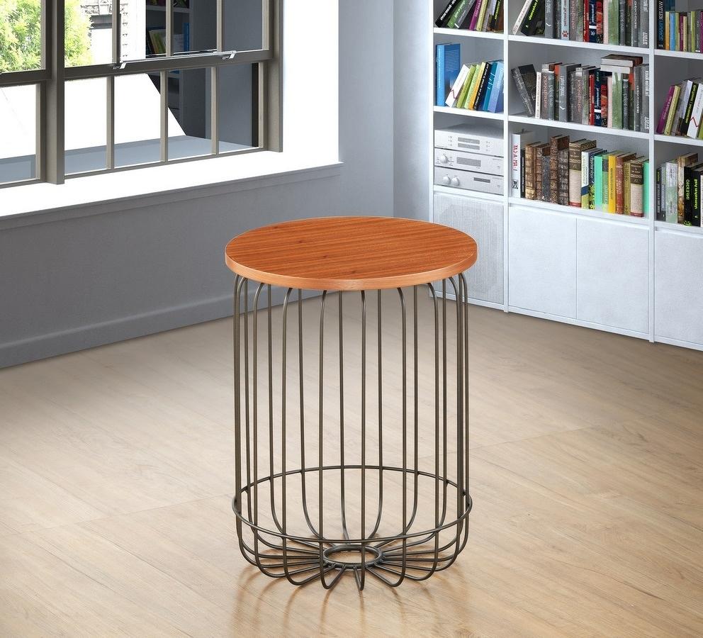 Konferenční stolek FERRIS, černý