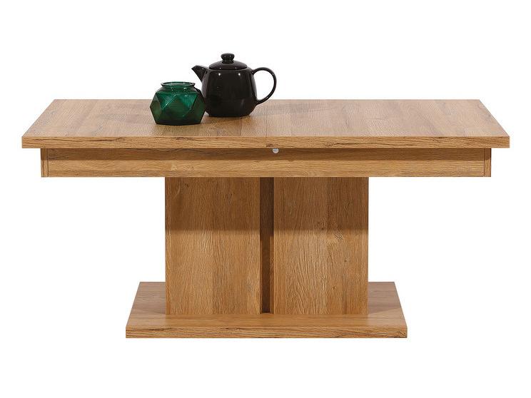 Konferenční stůl SANDY, dub granson