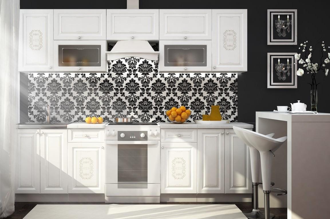 Kuchyně NEAPOL 260, bílá
