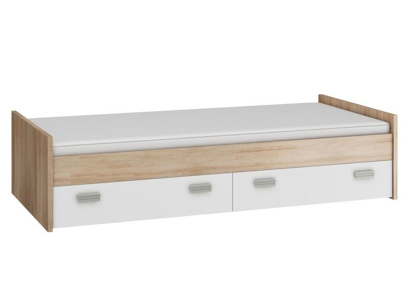 MORAVIA FLAT KITTY, postel nízká KIT-05 bez roštu, barva: ...