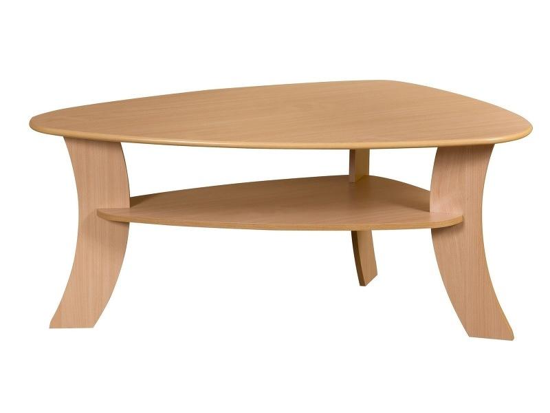 MORAVIA FLAT Konferenční stolek LEON 5/D, barva: