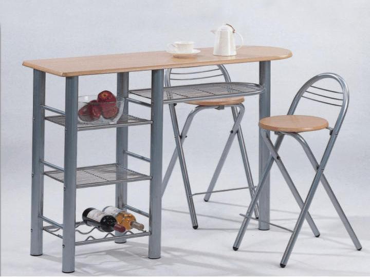 Tempo Kondela BOXER barové židle + barový pult