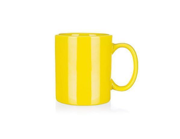 BANQUET Hrnek keramický PROMO 350 ml, žlutý