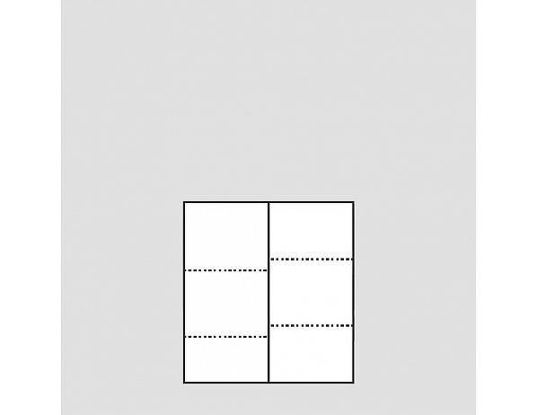 Komoda Rea Lary S4/110