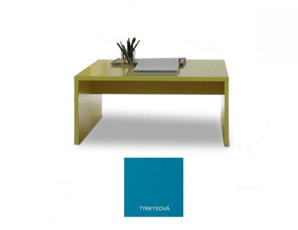 Konferenční stůl Element-TC-LTY tyrkysová